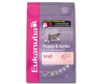 Eukanuba Puppy Junior Small Breed 7,5 kg